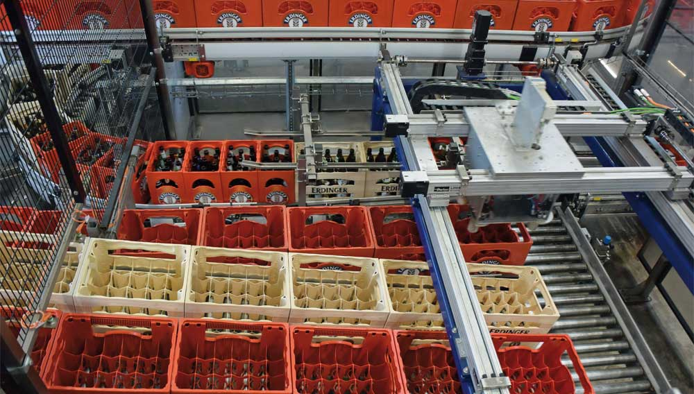 Innovative Empties Sorting