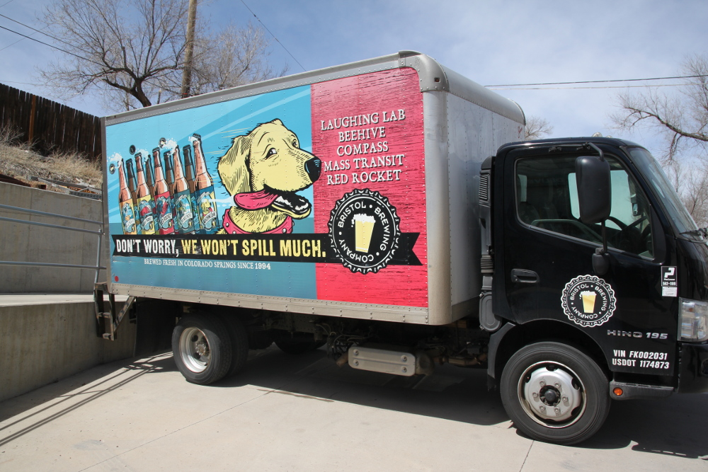 CBC Brewery Tour Colorado Springs 2019
