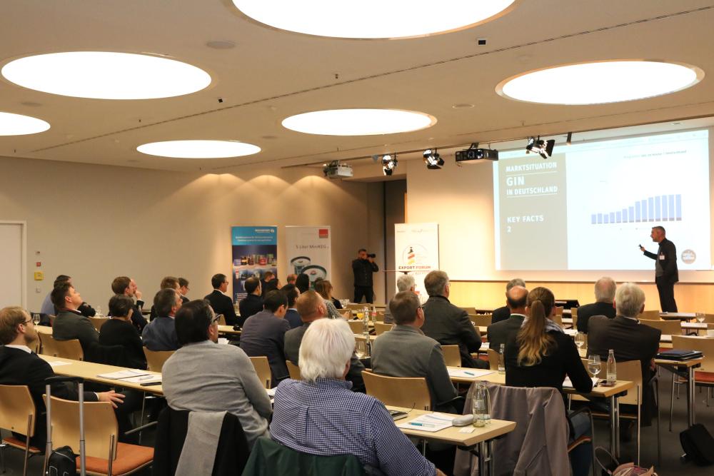 Export Forum German Beverages 2019