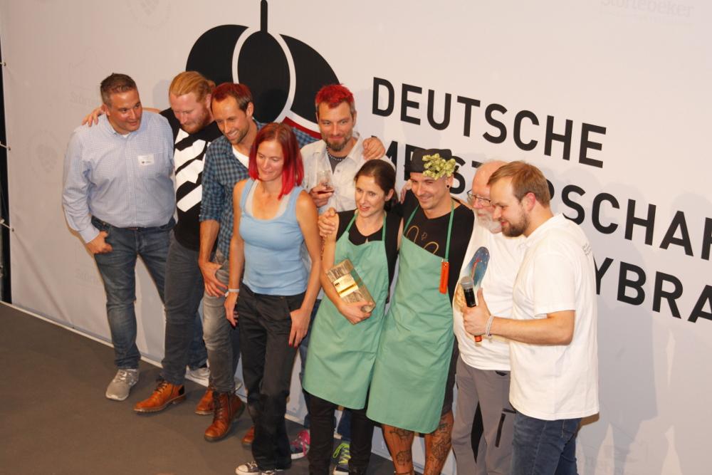 3. Deutsche Meisterschaft der Hobbybrauer
