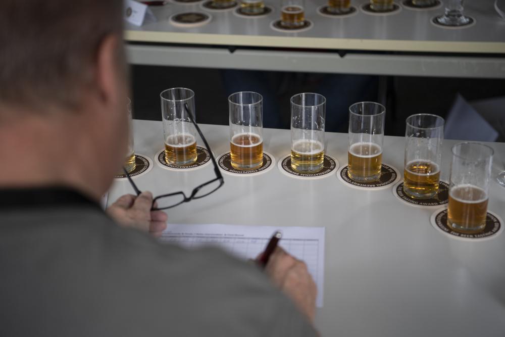 European Beer Star Jury Tasting 2020