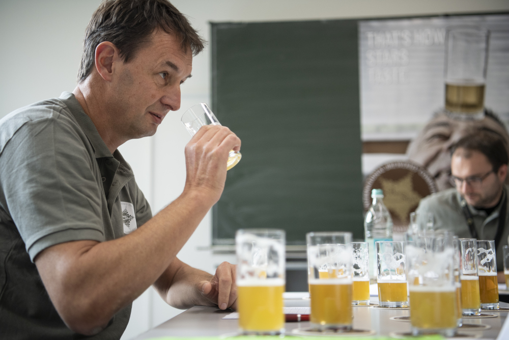 European Beer Star Verkostung 2020