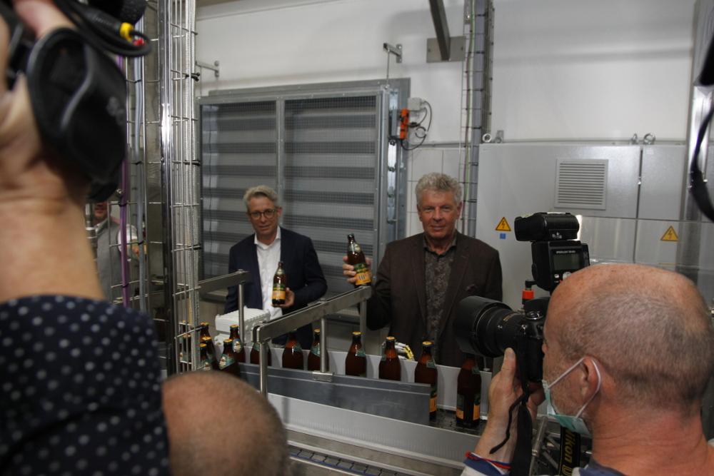 Eröffnung Giesinger Bräu Werk2 2020