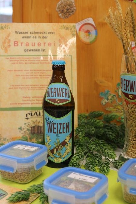 2. Platz: Bio Weizen von Alexander Grabmayr, Jan Lauer, Christian Zenkel