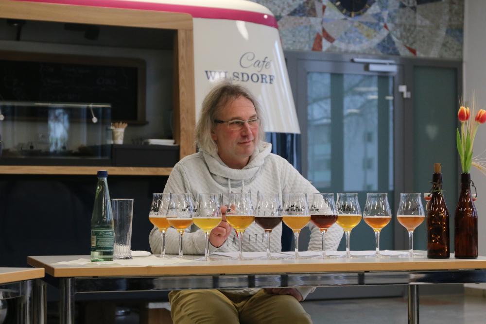 Alexander Zankl, Prüfungsausschussvorsitzender HWK, Brauerei Zehender, Mönchsambach