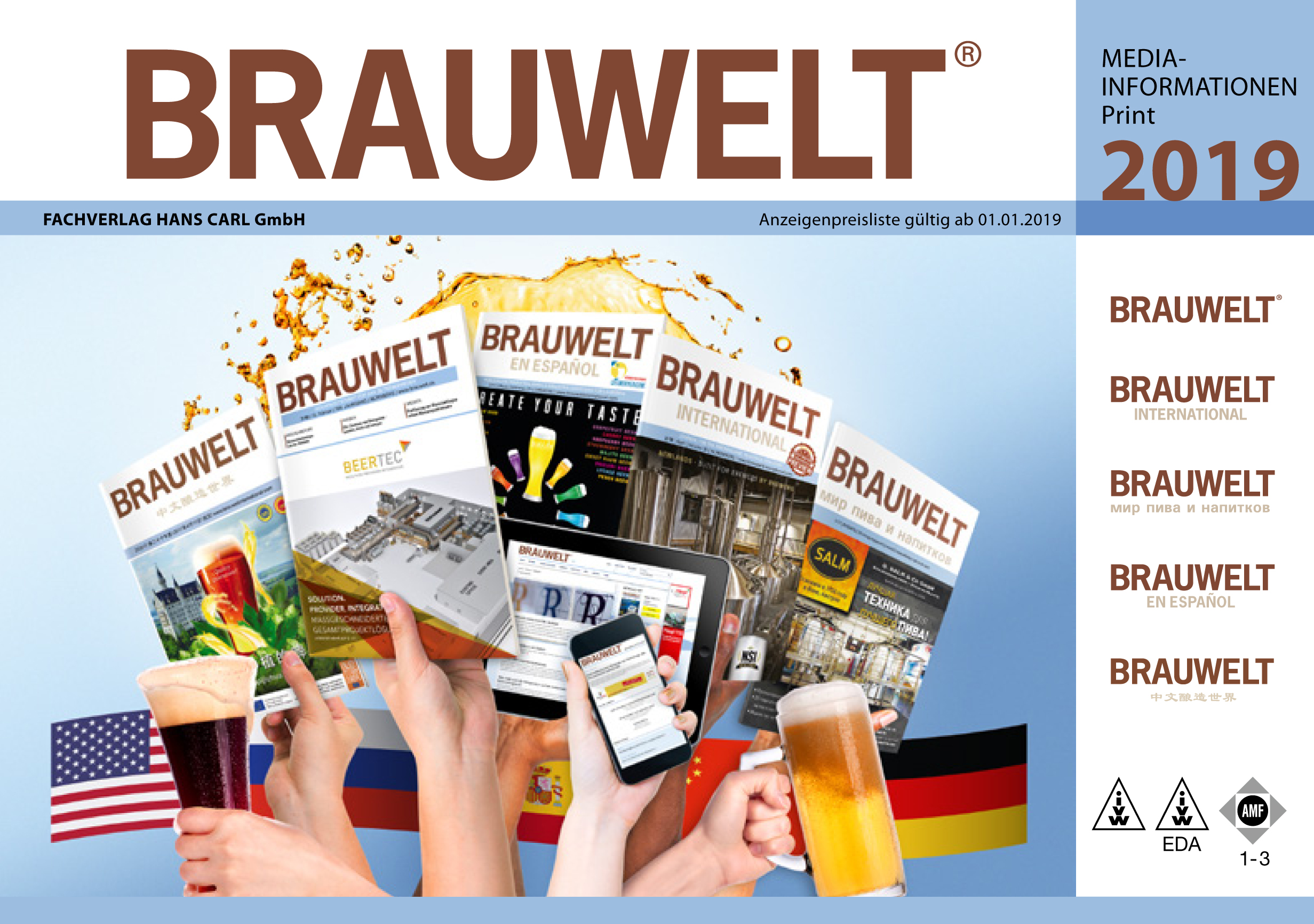 Mediadaten BRAUWELT